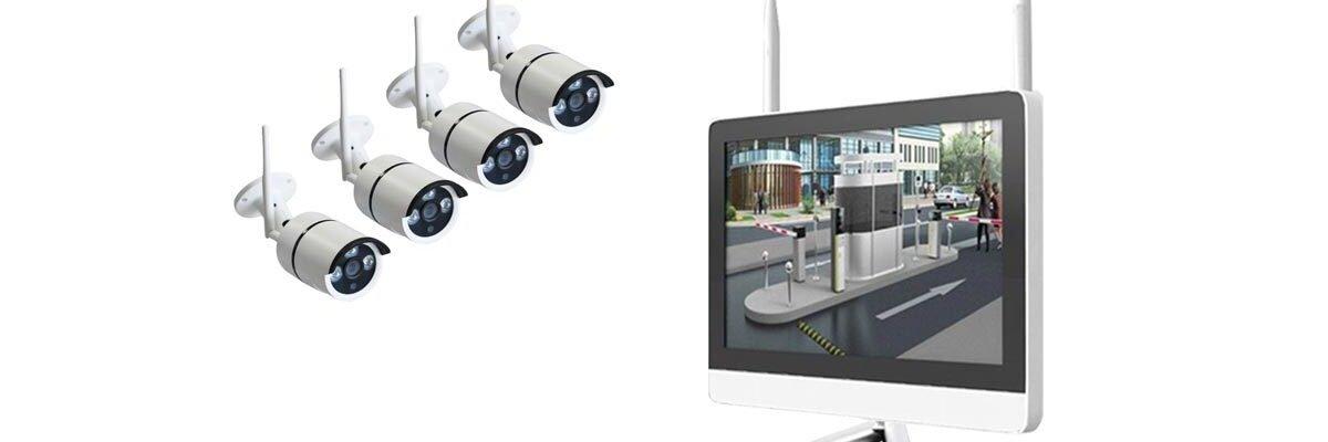 Ab Mai 2018 verfügbar: Das Safe2Home Überwachungskamera Set Secure S1.0 -