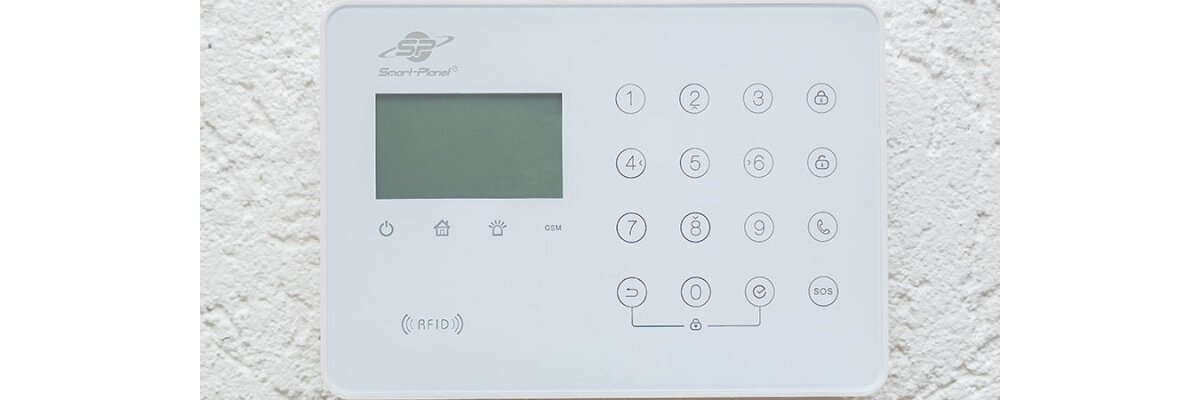 Alarmsystem Basis SP110 -