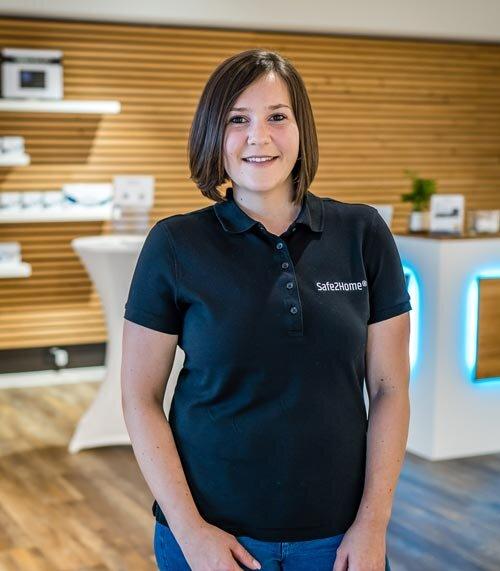 Janine Müller - Finanzen und Personal