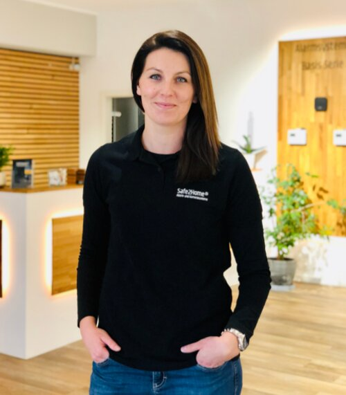 Jennifer Müller - Finanzen und Assistenz der Geschäftsführung
