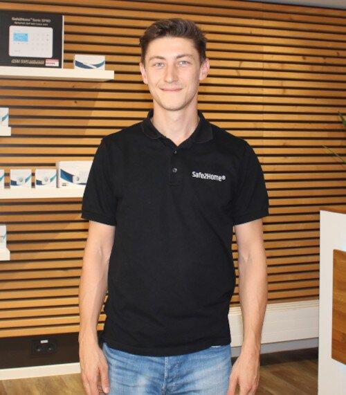 Marcel Müller - Customer Support / Store Manager