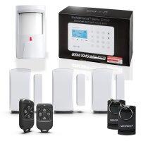 Funk Alarmanlagen Basis Set SP110 4G Version Alarmsystem -  Sabotageschutz - deutsch
