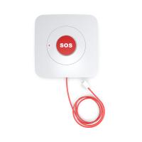 SOS Button mit Wandhalterung - SOS Knopf für Funk Alarmanlage SP110 / SP210 / OTTO - GSM WLAN Alarmsystem