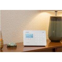 Funk Alarmanlagen Basis Set SP210 4G Version mit...