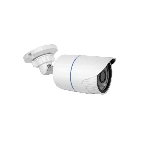 1x POE Überwachungskamera nur für 8 Kanal Kamera Set Secure -- Single / Einzeln mit Nachtsicht