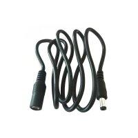 Safe2Home® Verlängerungskabel für das Netzteil der Funk oder POE Kamera Kabel Verlängerung für das Kameraset