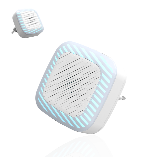 Funk Innen Sirene / Innenalarm 230 Volt für Funk Alarmanlage Serie SP310 – GSM WIFI Alarmsystem