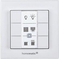 Smart Home IP Wandtaster – 6-fach